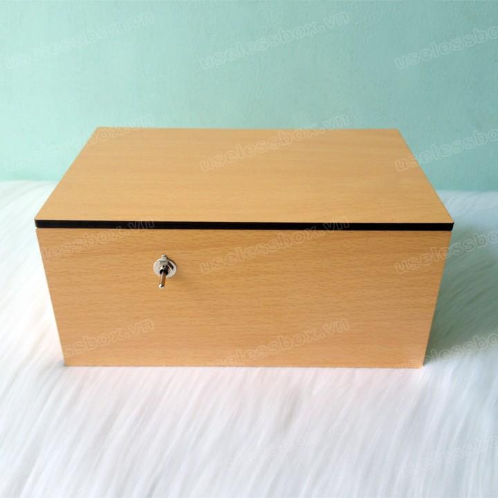 hộp vô dụng, hop vo dung, useless box, useless machine, chiếc hộp vô dụng, troll box, cỗ máy vô dụng